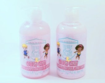 Trendy Roots Organic Children's Cotton Candy Shampoo & Conditioner