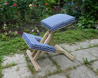Orthopedic chair. From the oak. Free shipping worldwide.