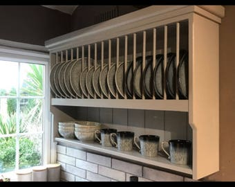 the victoria  bespoke plate rack
