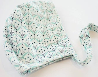 Organic Cotton Basic Bonnet - More Colours
