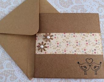 partecipazioni nozze wedding invitation shabby chic