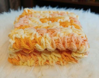 Handmade Crochet Dishcloth
