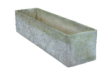 Planter from fiber cement by Willy Guhl, Eternit AG
