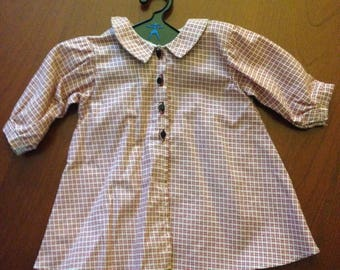 Pleasant Co AG dress (including petticoat, not shown)