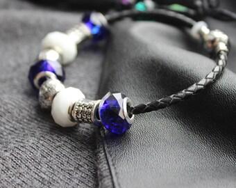 Pandora bracelet. Pandora bracelet style.