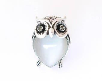 Hidden button OWL