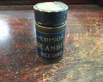 Edison Amberol Record #3287