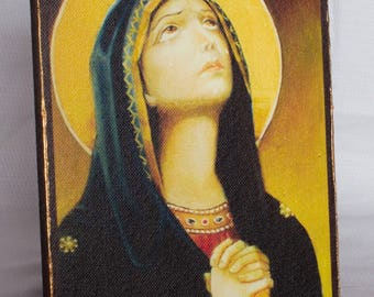 Icon of Saint Maria