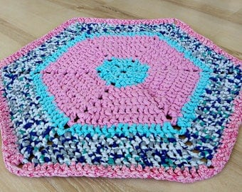 Pink and blue rug,Rug,area rug,braided rug,rainbow rug,carpet for kitchen,nursery,bath Mat,carpets,housewarming,decorative rugs,dog cat bed