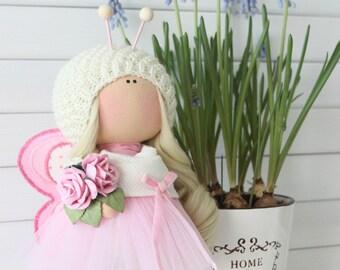 Doll, handmade doll, baby