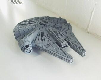 Millennium falcon, Star Wars, Spaceship