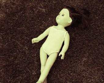 Doll in Repose