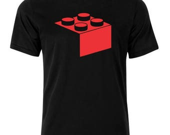Brick T-Shirt - available in many sizes and colors