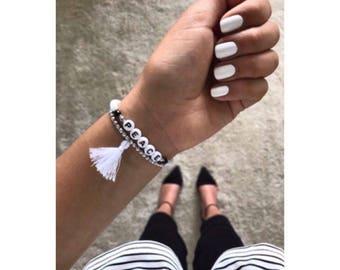 PEACE bracelet 2