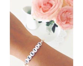 BEAST best friend bracelet