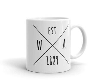 Washington Statehood - Coffee Mug