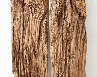 Antique oak board