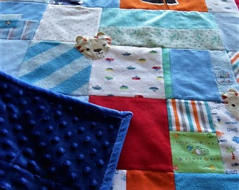 Custom Made Baby Clothes Memory Quilts Tshirt Team Jersey or Memorial Quilts Made in Canada