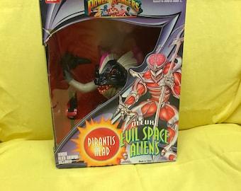 1994 Pirantis Head Power Rangers