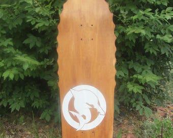 SawFish Skateboard Deck