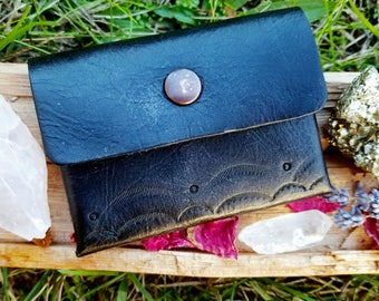 Scallop.Leather.Wallet.Small