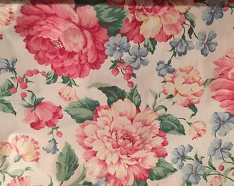 Concord house fabric English garden vintage mibt