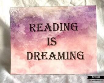 Reading Print
