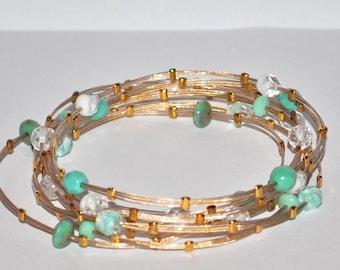 Turquoise Waters bracelet set