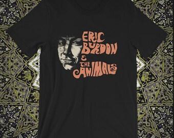 Eric Burdon and The Animals Shirt