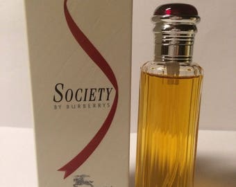 Society by Burberrys Eau de Parfum Spray 1oz for Women