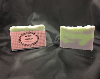 Lavender & Rosemary Soap Natural Bar