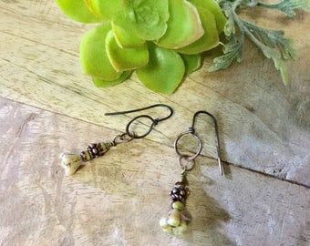 Dangle Earrings