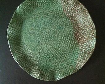 Seaweed Textured Plate