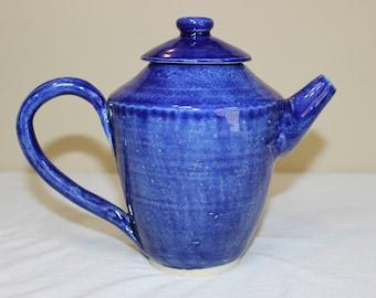 Handmade teapot
