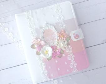 Memory album, photo book, scrapbook album, pink wedding album, baby album, photo album family album