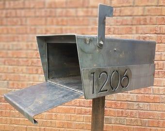 Modern Sierra Mailbox