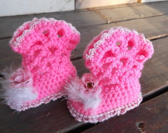 baby cowboy booties, baby booties, baby cowboy boots, baby boots