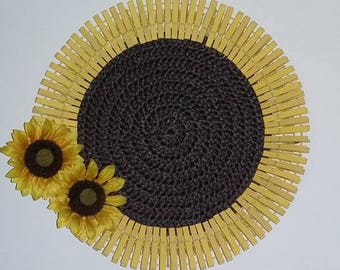 Clothespin Wreath Etsy