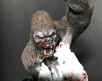 King Kong vs Marshmallow Man