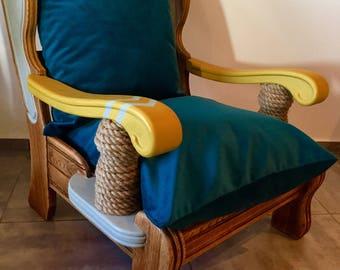 Renovated vintage Chair