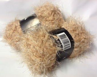 knit-crochet-wool - 10 wool fur balls / super soft