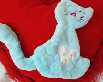 Soft Blue toy