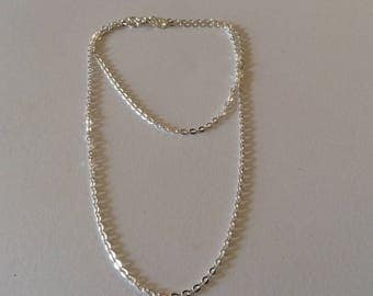 Chain link 925 sterling silver