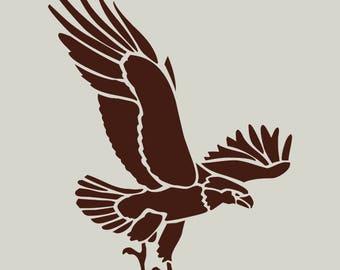 Eagle stencil (ref 109)