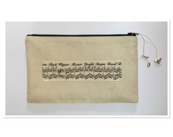 MUSIC IN THE VOSGES CANVAS KIT