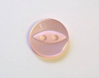 Button 2 holes - 001464 eye fish 11mm x 100