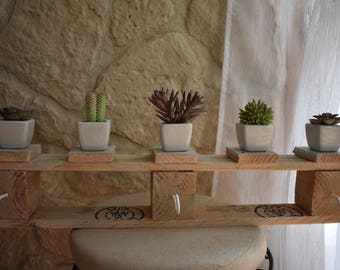"""Creating unique wood-nature by """"Natural Chic"""""""