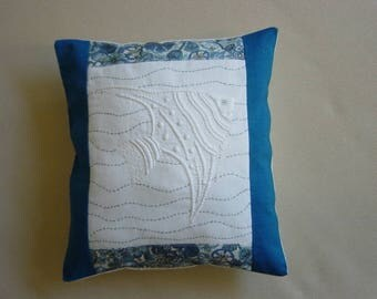 Nest egg decoration to put fish way quilts and patchwork