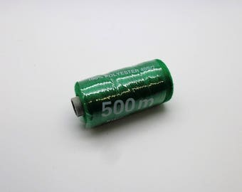 500 polyester sewing thread m Green