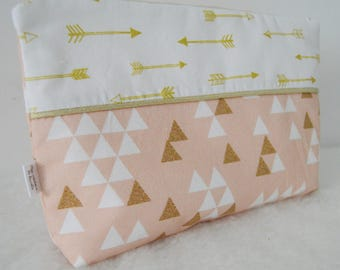 Toilet bag baby COLLECTION TRIANGLE ❤️
